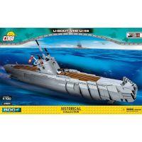 Cobi Malá armáda 4805 Německá ponorka U-Boot U-48
