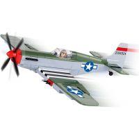 Cobi Malá armáda 5513 P-51C Mustang 3