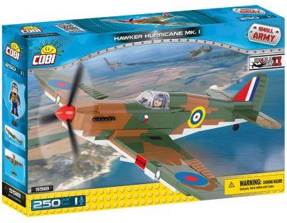 Cobi Malá armáda 5518 Hawker Hurricane Mk I