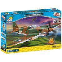 Cobi Malá armáda 5527 II WW Curtis P-40B Tomahawk
