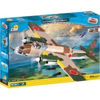 Cobi Malá armáda 5533 II WW Nakajima Ki-49 Helen