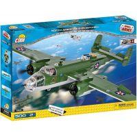 Cobi Malá armáda 5541 II WW B-25 B Mitchell