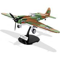Cobi 5706 Malá armáda II. světová válka Stíhací letoun Curtiss P-40E Warhawk