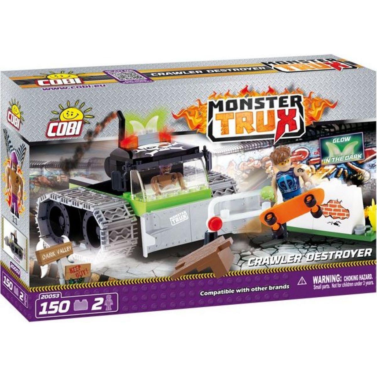 Cobi Monster Trux 150 k 20053 Crawler Destroyer