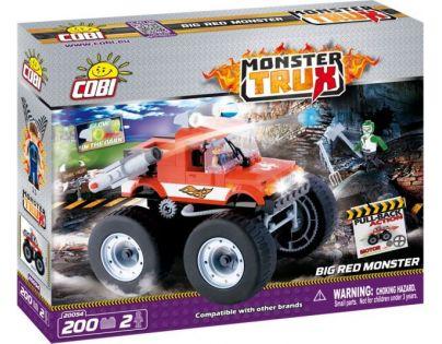 Cobi Monster Trux 20054 Big Red Monster