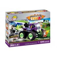 Cobi Monster Trux 20055 Purple Monster