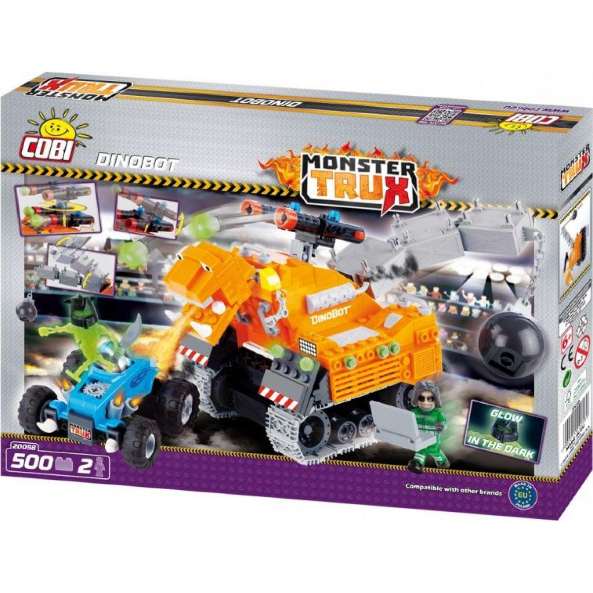 Cobi Monster Trux 20058 Dinobot