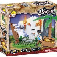 Cobi Piráti 6012 Ostrov lebek