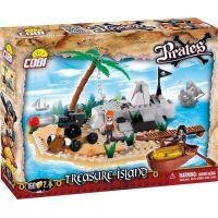 Cobi Piráti 6013 Ostrov pokladů