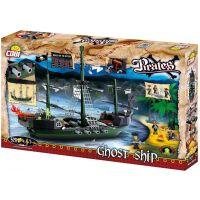 Cobi Piráti 6017 Loď duchů 2