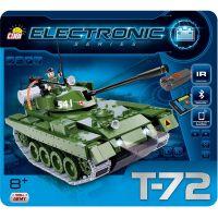 Cobi Electronic 21904 Tank T-72