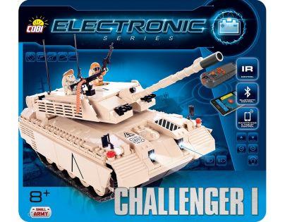 Cobi Electronic 21905 Tank Challenger I