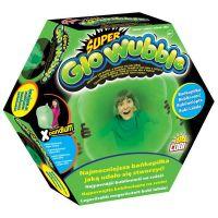 Cobi Super bublinomíč svítící ve tmě Zelený