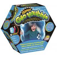 Cobi Super bublinomíč svítící ve tmě Modrý