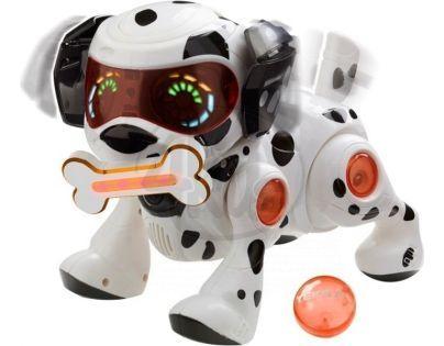 Cobi Teksta Robotické štěně Bíločerné - II.jakost