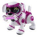 Cobi Teksta Robotické štěně - Růžové 2