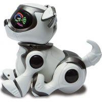Cobi Teksta Robotické štěně ovládané hlasem - Bílo-černá 3
