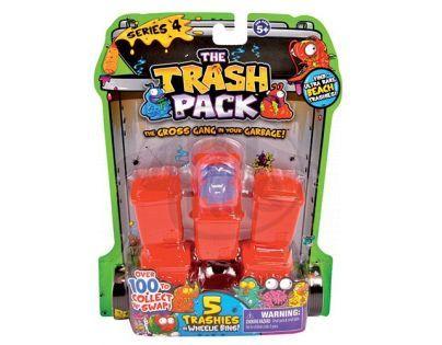 COBI 68115 - TRASH PACK 5 Smeťáků na blistru