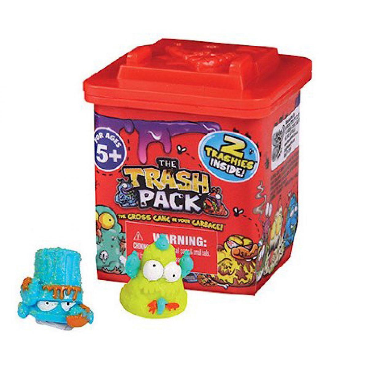 COBI 68114 - TRASH PACK 2 Smeťáci v popelnici