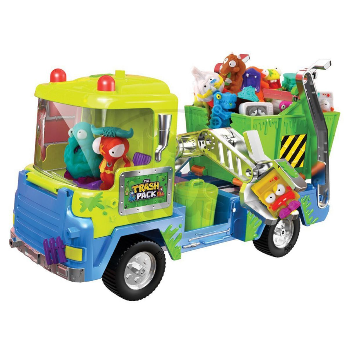 Moose Toys Trashies The Trash Pack Garbage Truck At Low S In India
