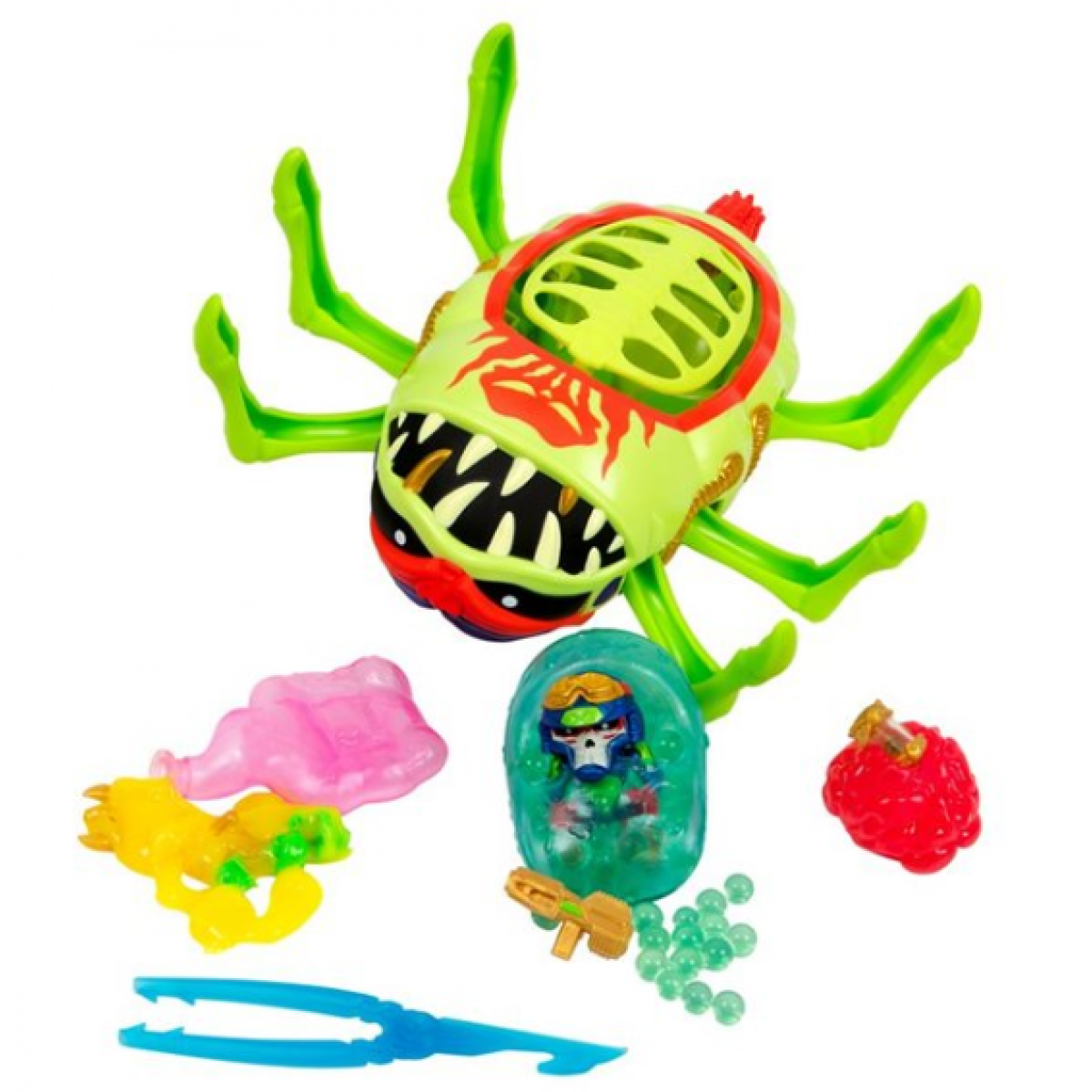 Cobi Treasure X Alien Pitva votrelca