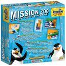 Cobi Tučňáci z Madagaskaru 26180 Hra Mise ZOO 2