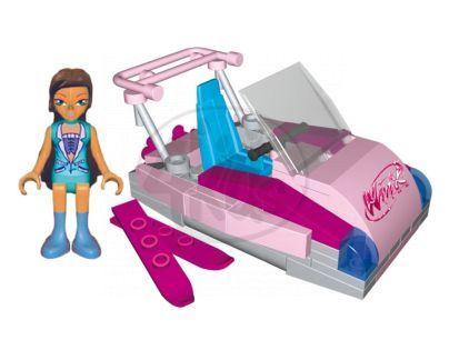 COBI 25083 - Winx - Aisha a motorový člun