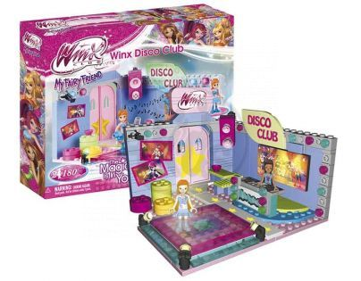 Cobi 25181 - Winx - Disco Club