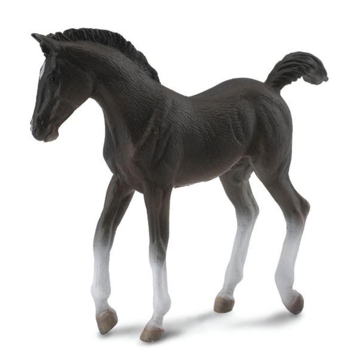 Collecta Tennessee Walking Horse hříbě černé