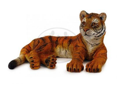 Collecta Tygr mladý ležící