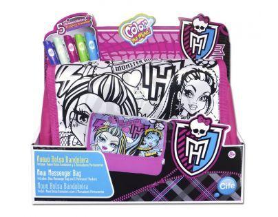 Color Me Mine kabelka Monster High