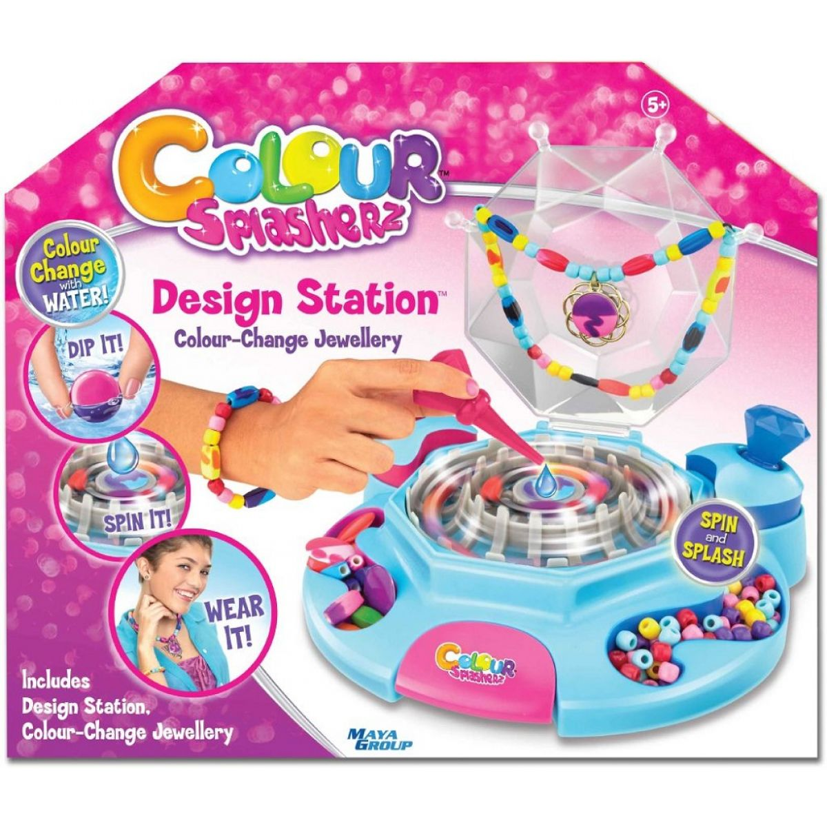 Alltoys Color Splasherz Designové studio