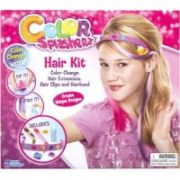 Alltoys Colour Splasherz Doplňkový set - Hair Kit