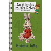 Columbus Deník hraček rošťáka Robina - Králíček Taffy