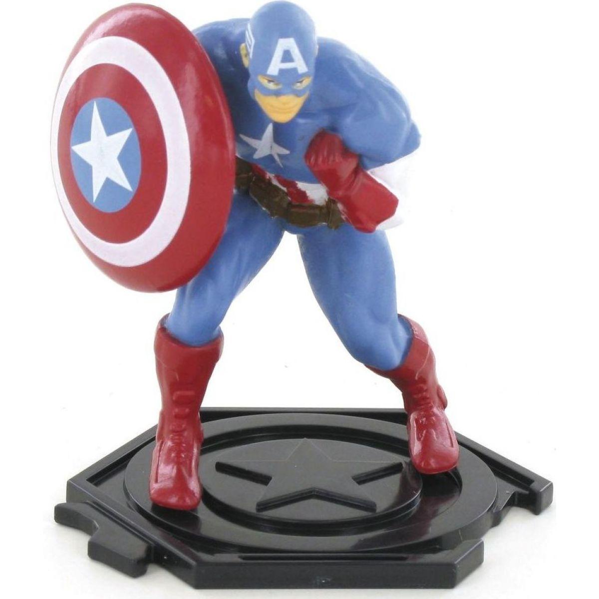 Comansi Avengers Capitan America