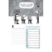 Cooboo Školní deník malého poseroutky 2