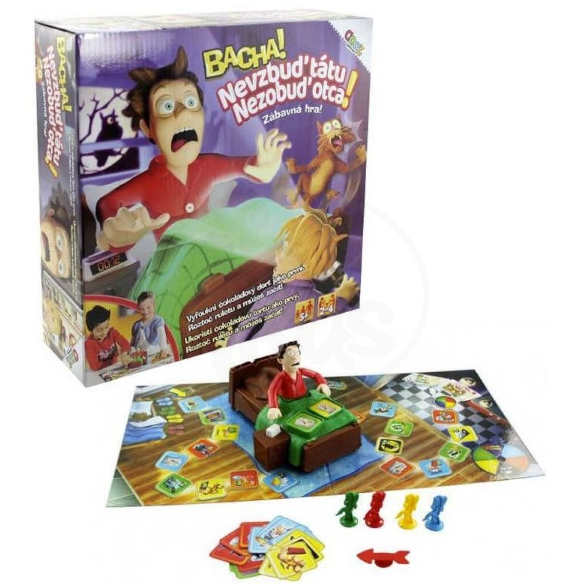 EP Line Cool Games Bacha, nevzbuď tátu