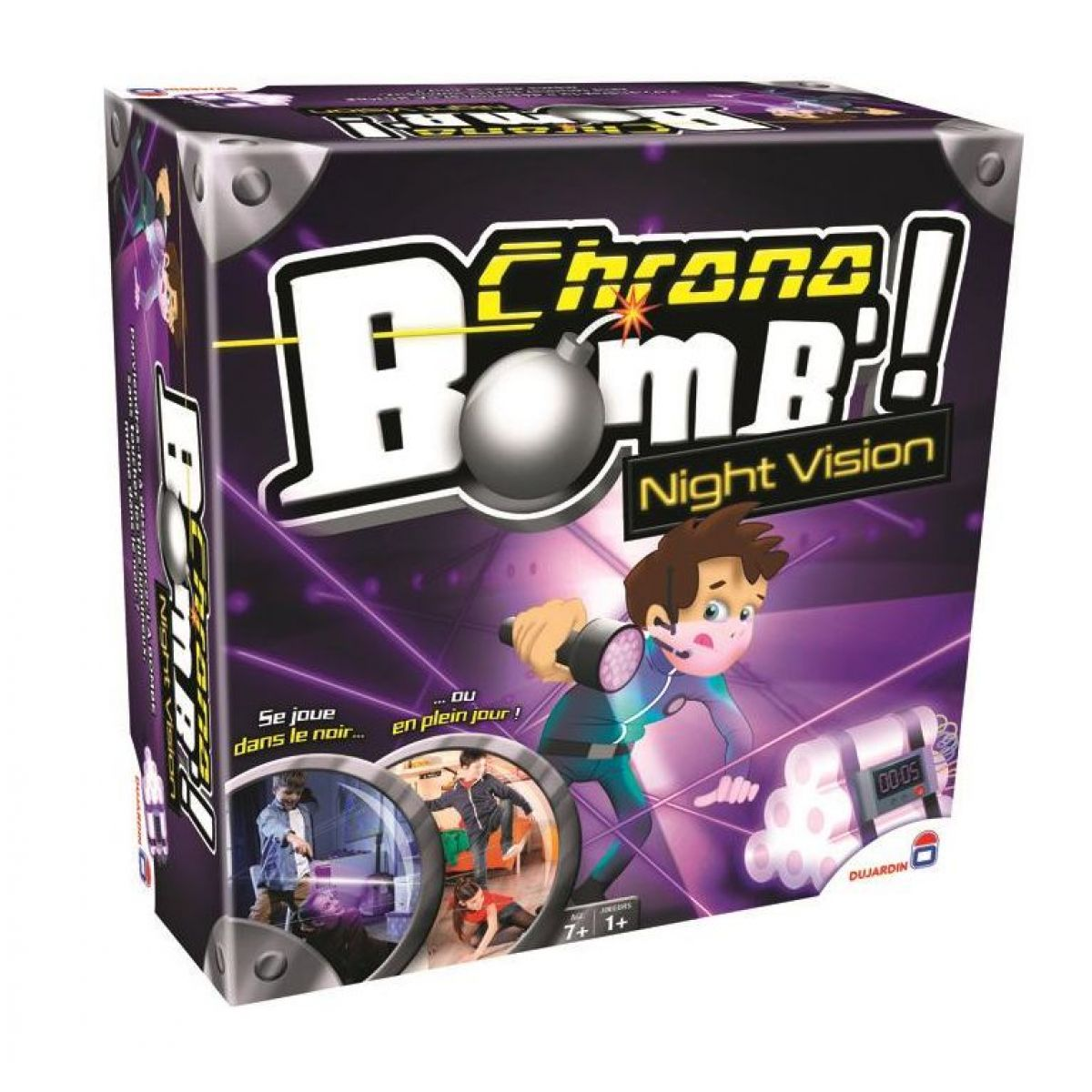 Cool Games Chrono Bomb night vision