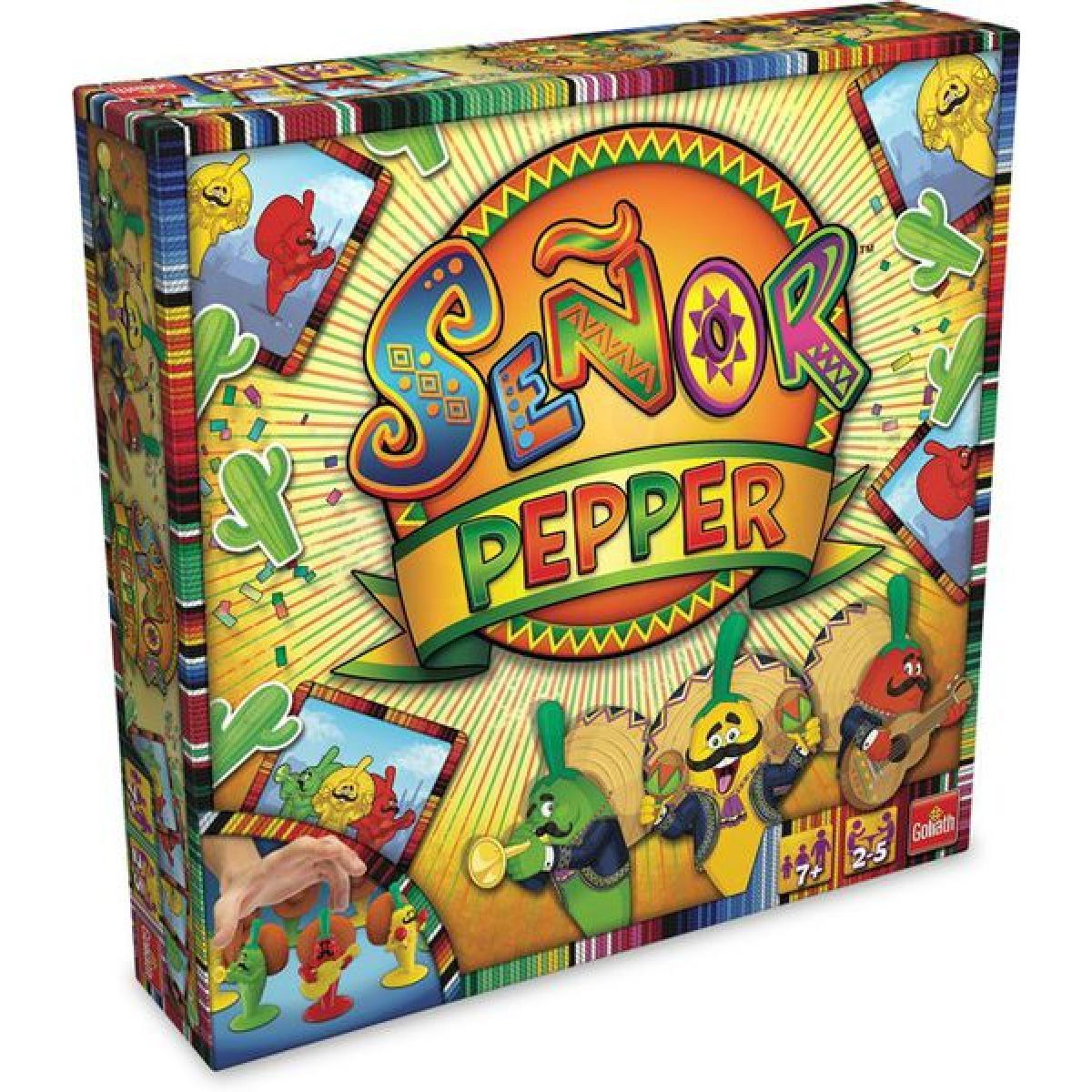 Cool Games Seňor Pepper