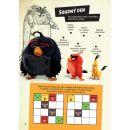 Cprees Angry Birds ve filmu - Aktivity se samolepkami 3