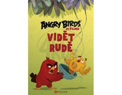 Cprees Angry Birds ve filmu Vidět rudě