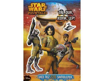 Cprees Star Wars Povstalci Tři, dva, jedna, lep!