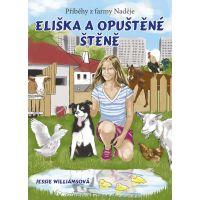 Cpress Eliška a opuštěné štěně