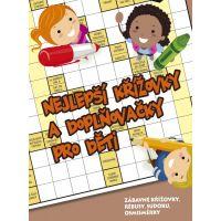 Cpress Nejlepší křížovky a doplňovačky pro děti