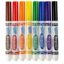 Crayola Fixy super vypratelné 12ks 2