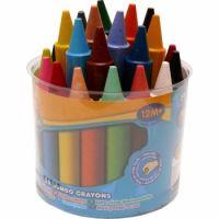 Crayola Mini Kids Voskovky 24 ks