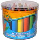 Crayola Mini Kids Voskovky 24 ks 2
