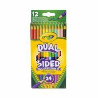 Crayola Pastelky oboustranné 12 ks