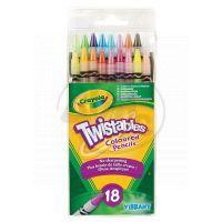 Crayola Pentelky barevné 18ks