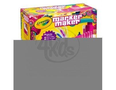 Crayola Továrna na fixy Růžová